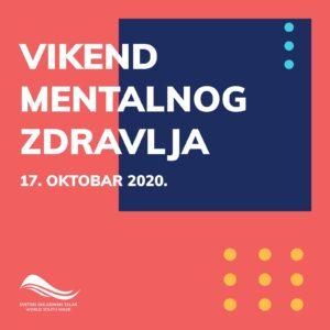 vikend mentalnog zdravlja